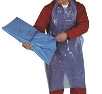 Polythene Disposable Aprons - Carton of 1000 (contains 10 packs of 100) AP8868