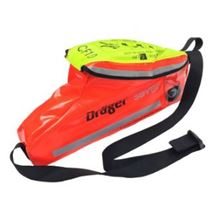 DRAEGER CF10 Escape Set (Hooded) - 10 mins BA1001