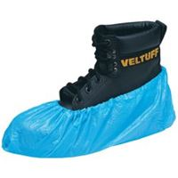"Disposable 16"" Polythene Overshoes - Pack of 100 Singles DS6107"