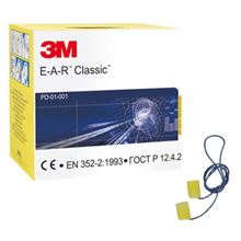 Classic Ear Plugs Corded - Box 200 EP4443