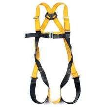 Fall arrest harness & shock absorber lanyard FP4125