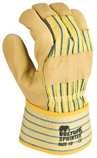 Yellow Hide Rigger Gloves GL3018