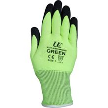 Kutlass Green Cut 5 Foam Nitrile Coated Gloves GL9976