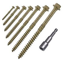 Index Timber Screws - 200mm GMIND8