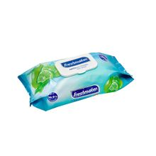 Anti-Bacterial Wipes 120pk CV19 HC0039