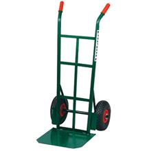 "Sack Truck - 14"" Plate - Pneumatic Tyres HG2730"