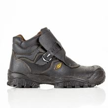 MODERN Welders Boots,wide fit,steel toe cap/midsole.Flexible,comfort S3 SRC SF7383