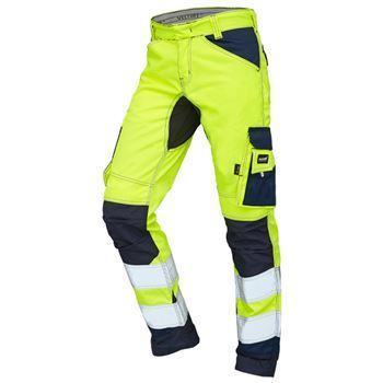VELTUFF® 'CAMDEN' Hi-Vis Two-Tone Trousers VC20 TR5156