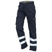 VELTUFF® 'Work Star' Reflective Trousers VC20 TR5515