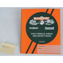 Tacho Defect Book VE0231