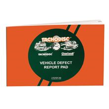 Vehicle Defect Report Pads VE4772
