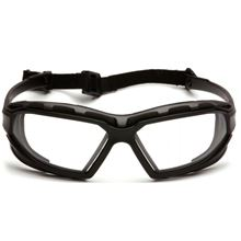 Pyramex Highlander Plus Safety Specs with Strap CV19 VP5010