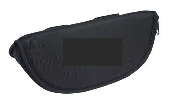 Zipper Pouch To Fit Most Safety Specs VP5668