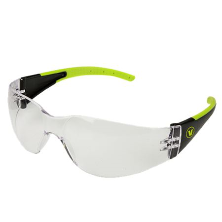 VELTUFF® 'Java Elite' Safety Specs - Clear Lens VC20 VP7000