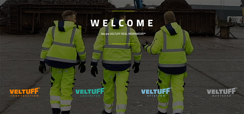 BACA: UK distributor of VELTUFF REAL WORKWEAR®